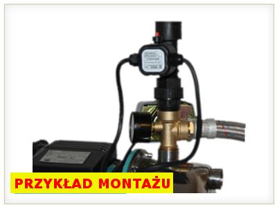 hydrostop montaż